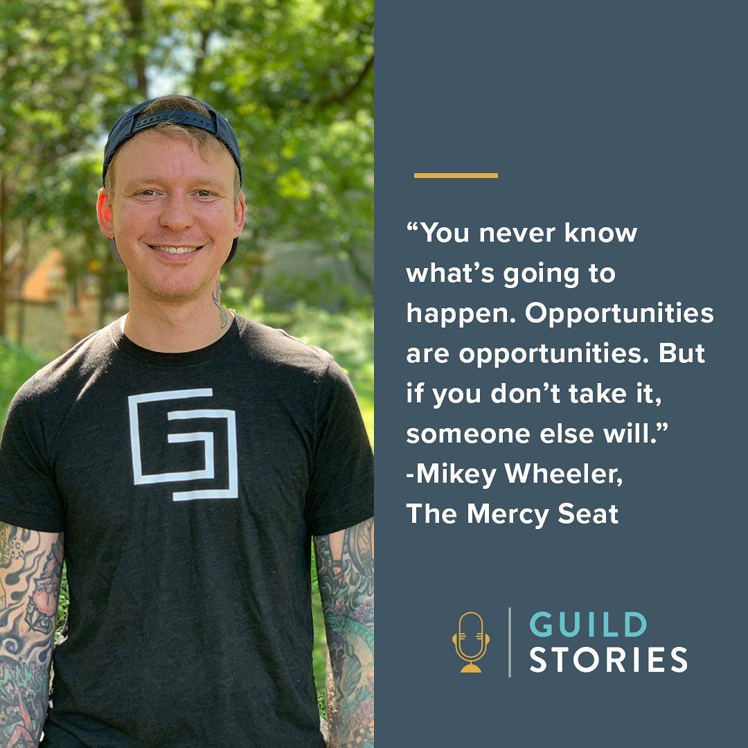 Mikey Wheeler Guild Stories