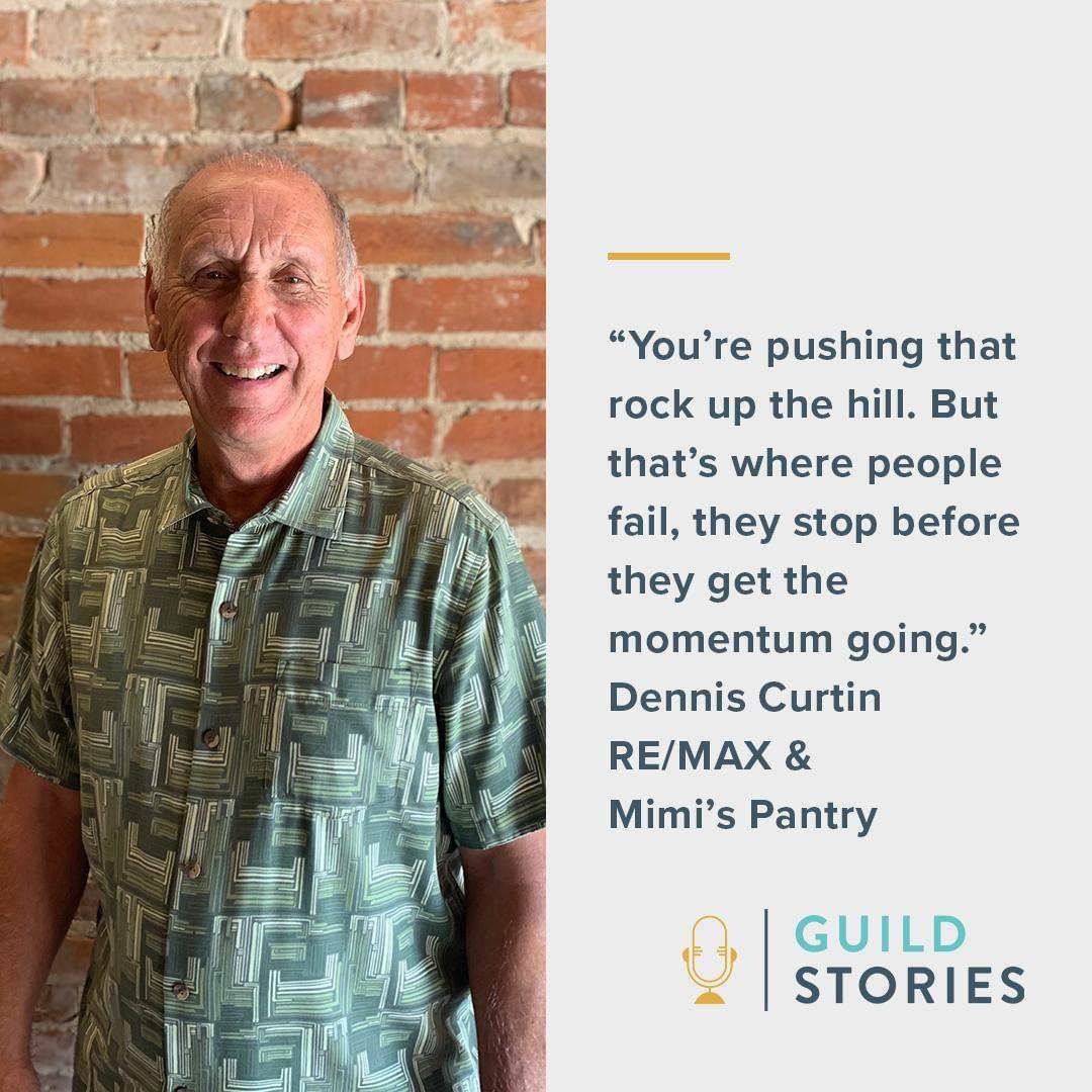 Dennis Curtin Guild Stories
